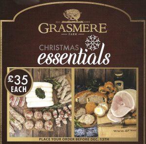Grasmere meat orders