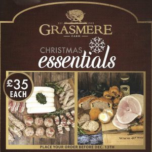 *Update* – Grasmere meat orders